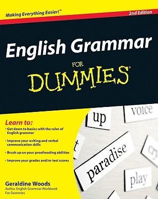 English Grammar For Dummies, Geraldine Woods