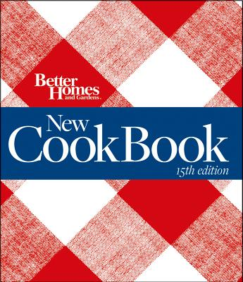 Image for Better Homes and Gardens New Cook Book, 15th Edition (Better Homes & Gardens Plaid)