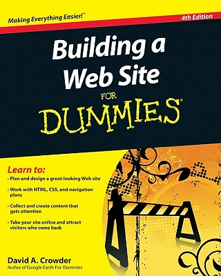 Image for Building a Web Site For Dummies