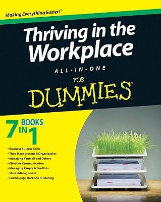Thriving in the Workplace All-in-One For Dummies (For Dummies (Lifestyles Paperback)), Consumer Dummies