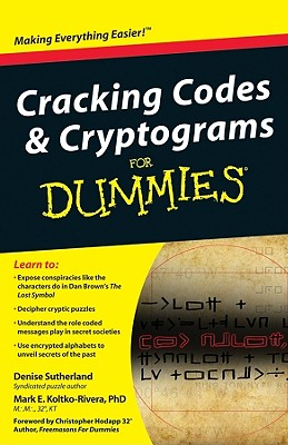 Image for Cracking Codes and Cryptograms For Dummies