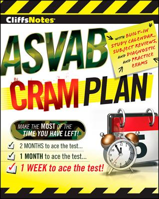 CliffsNotes ASVAB Cram Plan (Cliffsnotes Cram Plan), American BookWorks Corporation