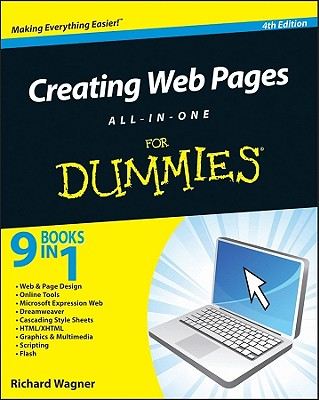 Image for Creating Web Pages All-in-One For Dummies