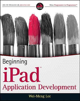 Image for Beginning iPad Application Development