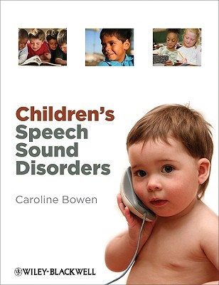 Image for Children's Speech Sound Disorders