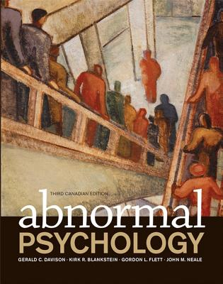 Image for Abnormal Psychology Third Canadian Edition