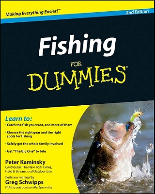 Image for FISHING FOR DUMMIES 2nd
