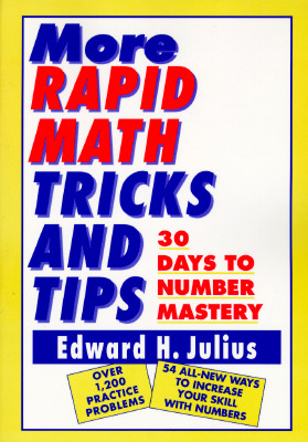 Image for MORE RAPID MATH TRICKS AND TIPS