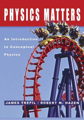 Image for Physics Matters: An Introduction to Conceptual Physics