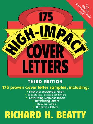 Image for 175 High-Impact Cover Letters