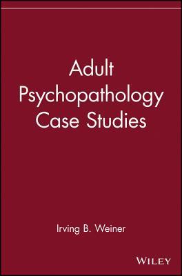 Image for Adult Psychopathology Case Studies