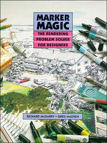 Image for Marker Magic: The Rendering Problem Solver for Designers