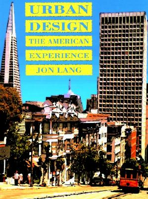 Image for Urban Design: The American Experience