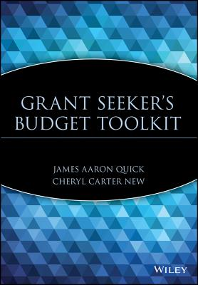Image for Grant Seeker's Budget Toolkit