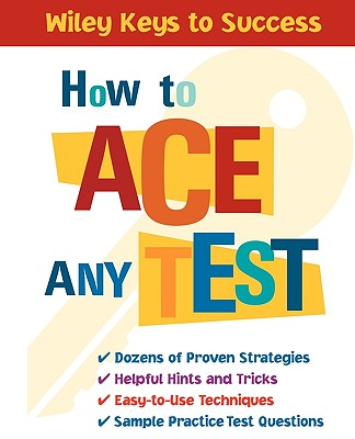 How to Ace Any Test, Book Builders, Beverly Chin