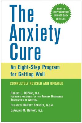 Image for The Anxiety Cure