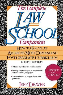 Complete Law School Companion, JEFFERY DEAVER