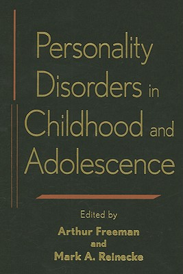 Image for Personality Disorders in Childhood and Adolescence