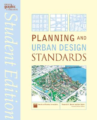 Image for Planning and Urban Design Standards
