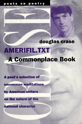 AMERIFIL.TXT : A COMMONPLACE BOOK, DOUGLAS (ED) CRASE
