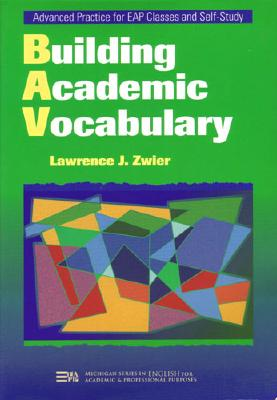 Image for Building Academic Vocabulary