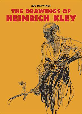 Image for The Drawings of Heinrich Kley (Dover Fine Art, History of Art)