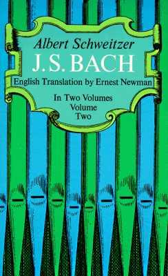 Image for J. S. Bach (Volume 2)