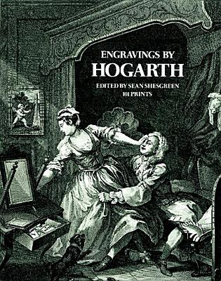 Image for ENGRAVINGS BY HOGARTH