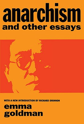 Image for Anarchism and Other Essays (Dover Books on History, Political and Social Science)