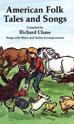 Image for American Folk Tales and Songs (Songs with music and guitar accompaniment)
