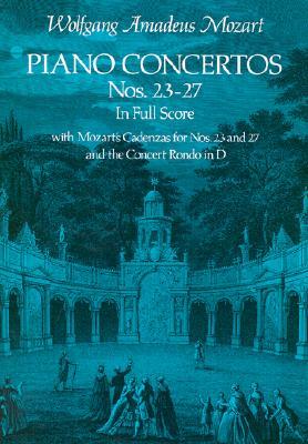 Image for Piano Concertos Nos. 23-27