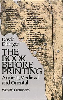 Image for BOOK BEFORE PRINTING: Ancient, Medieval and Orient