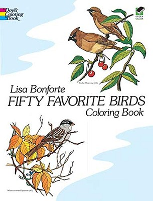 Image for Fifty Favorite Birds Coloring Book