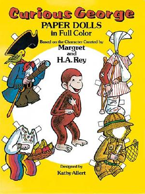 Image for Curious George Paper Dolls (Dover Paper Dolls)