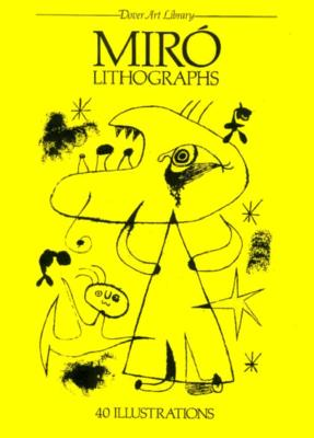Image for Miró Lithographs (Dover Fine Art, History of Art)