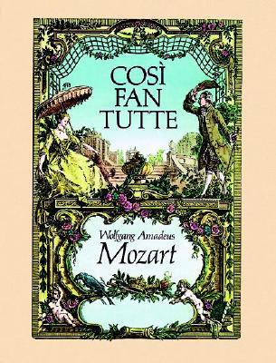 Image for Cosi fan Tutte in Full Score (Dover Music Scores)