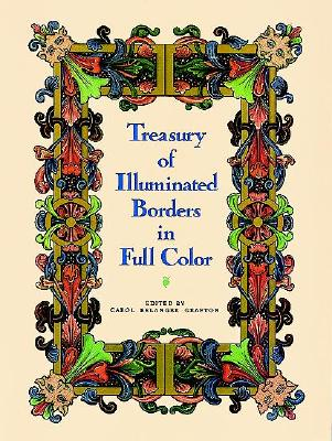 Image for Treasury of Illuminated Borders in Full Color (Dover Pictorial Archive)