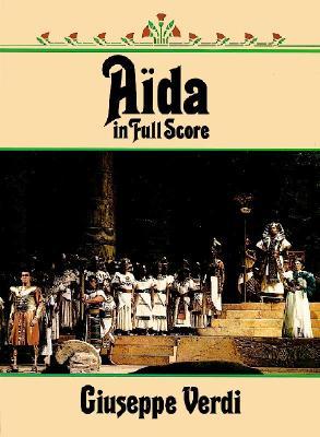 Image for Aida in Full Score (Dover Music Scores)