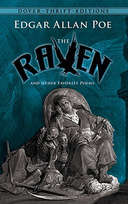 The Raven and Other Favorite Poems (Dover Thrift Editions), Edgar Allan Poe