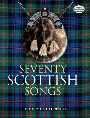 Image for Seventy Scottish Songs (Dover Song Collections)