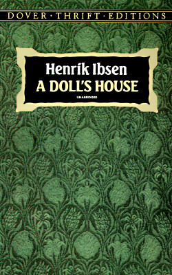 Image for A Doll's House (Dover Thrift Editions)