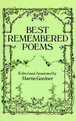 Image for Best Remembered Poems