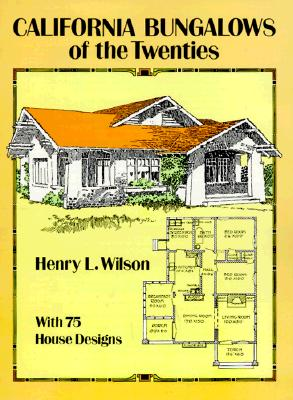 Image for California Bungalows of the Twenties