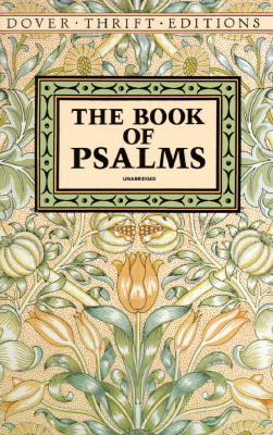 Image for The Book of Psalms (Dover Thrift Editions)