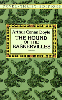 Image for The Hound of the Baskervilles (Dover Thrift Editions)