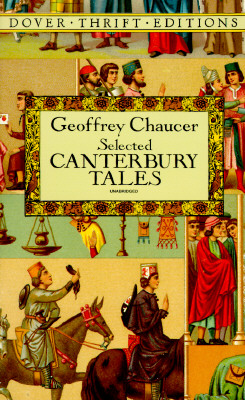 Image for Selected Canterbury Tales (Dover Thrift Editions)