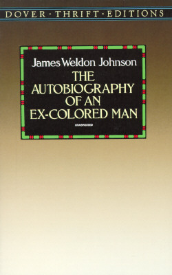 Image for The Autobiography of an Ex-Colored Man (Dover Thrift Editions)
