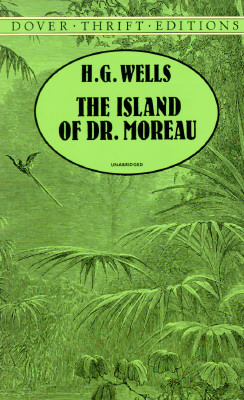 Image for The Island of Dr. Moreau (Dover Thrift Editions)