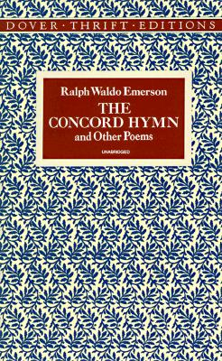 Image for The Concord Hymn and Other Poems (Dover Thrift)
