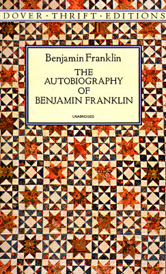 Image for Autobiography of Benjamin Franklin, The (Dover Thrift Editions, unabridged)